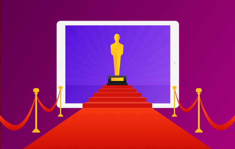 Get access to the 2021 Oscars with the best VPN for streaming.